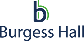 Burgess Hall Home Logo